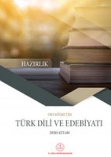 2019-2020 Yılı Hazırlık Sınıfı Türk Dili ve Edebiyatı Ders Kitabı (MEB) pdf indir