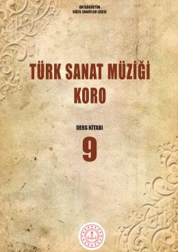 Güzel Sanatlar Lisesi 9.Sınıf Türk Sanat Müziği Koro Ders Kitabı pdf indir