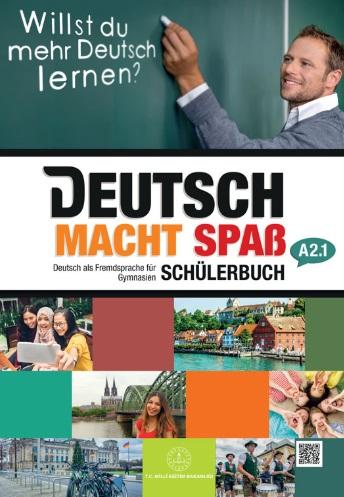 2019-2020 Yılı 10.Sınıf Almanca A.2.1 Ders Kitabı (MEB) pdf indir