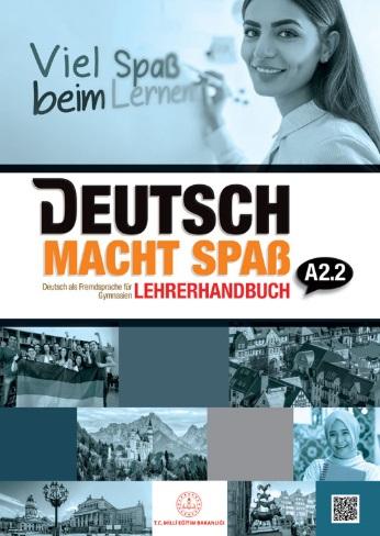 2020-2021 Yılı 9.Sınıf Almanca A.2.2 Öğretmen Kitabı (MEB) pdf indir