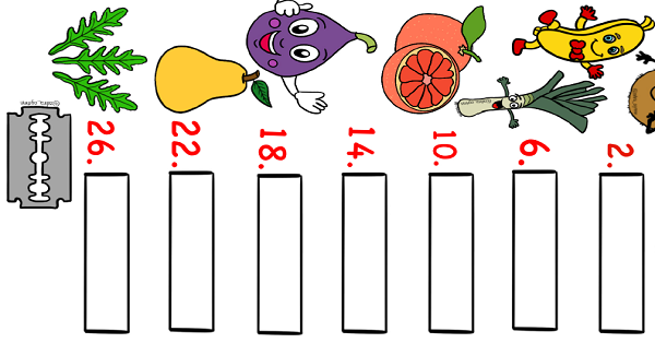 1.Sınıf Türkçe Alfabetik Sıralama Etkinliği