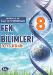 Açık Öğretim Ortaokulu Fen Bilimleri 8 Ders Kitabı pdf indir