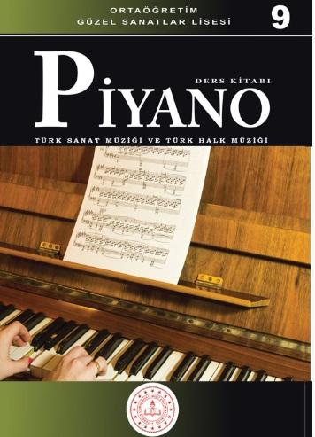 Güzel Sanatlar Lisesi 9.Sınıf THM - TSM Piyano Ders Kitabı pdf indir