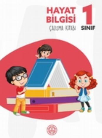 1.Sınıf Hayat Bilgisi Bakanlık Destek Kitabı Öğrenci Çalışma Kitabı pdf indir