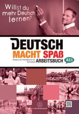 2019-2020 Yılı 11.Sınıf Almanca A.2.1 Çalışma Kitabı (MEB) pdf indir