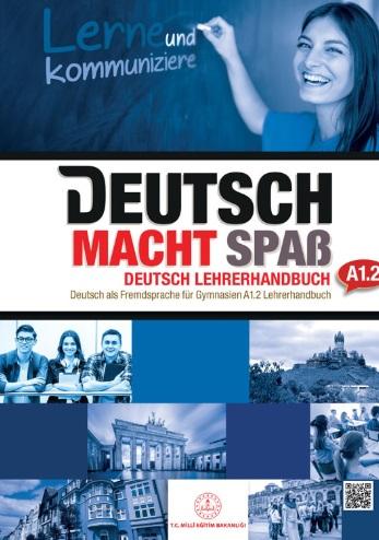 2019-2020 Yılı 10.Sınıf Almanca A.1.2 Öğretmen Kitabı (MEB) pdf indir