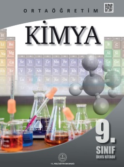 2019-2020 Yılı 9.Sınıf Kimya Ders Kitabı (MEB) pdf indir