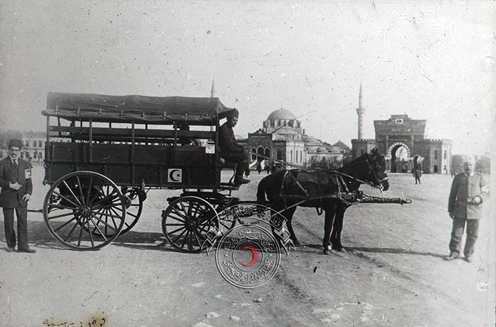 Tarihi Türk kızılayı fotoğrafları