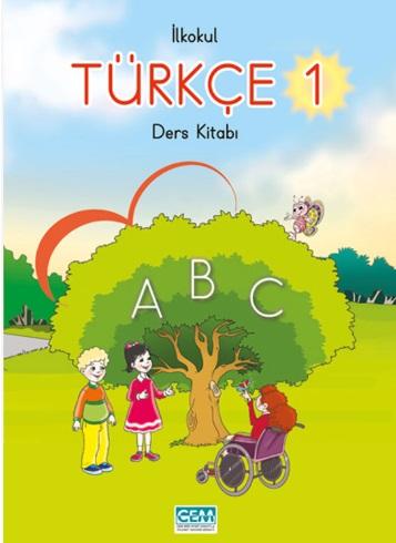 2020-2021 Yılı 1.Sınıf Türkçe Ders Kitabı (Cem) pdf indir