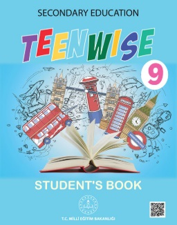 2019-2020 Yılı 9.Sınıf İngilizce Ders Kitabı (MEB) pdf indir