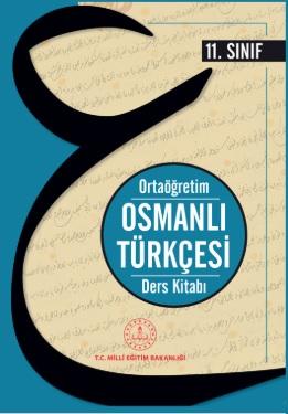 11.Sınıf Osmanlı Türkçesi Ders Kitabı (MEB) pdf indir
