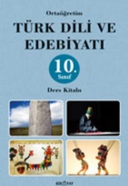 2020-2021 Yılı 10.Sınıf Türk Dili ve Edebiyatı Ders Kitabı (Bir Yay) pdf indir