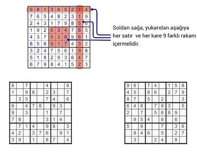 Kolay Sudoku 7