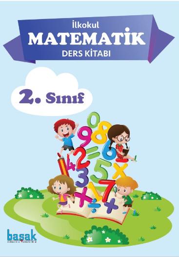 2018-2019 Yılı 2.Sınıf Matematik Başak Yayınları Ders Kitabı 1.Bölüm pdf