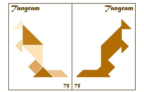 Tangram Kartları 38