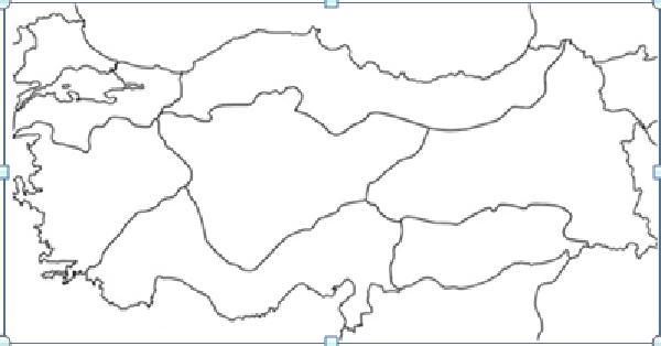 Türkiye Haritası (Bölgelerimiz)