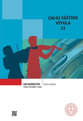 Güzel Sanatlar Lisesi 11.Sınıf Çalgı Eğitimi Viyola Ders Kitabı pdf indir