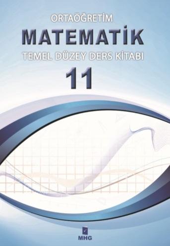 11.Sınıf Temel Düzey Matematik Ders Kitabı (MHG) pdf indir