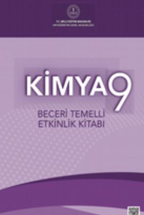 2020-2021 Yılı 9.Sınıf Kimya Beceri Temelli Etkinlik Kitabı pdf indir