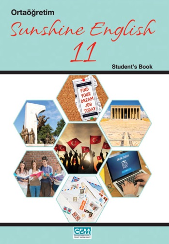 11.Sınıf İngilizce Ders Kitabı (Cem Yayınları) pdf indir