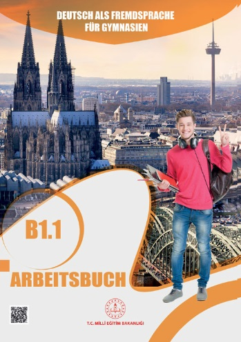 12.Sınıf Almanca B.1.1 Çalışma Kitabı (MEB) pdf indir