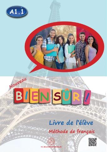 2019-2020 Yılı 9.Sınıf Fransızca A1.1 Ders Kitabı (MEB) pdf indir
