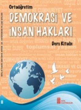 10.Sınıf Demokrasi ve İnsan Hakları Ders Kitabı (ATA Yayınları) pdf indir