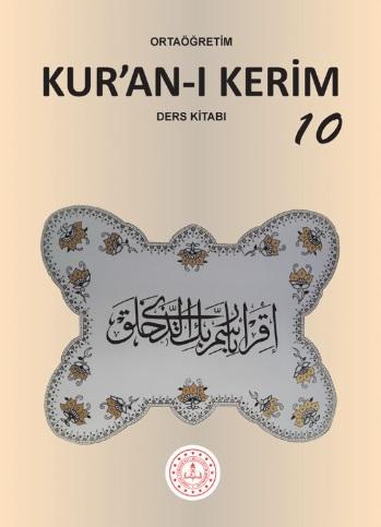 10.Sınıf Kuranı Kerim Ders Kitabı (MEB) pdf indir