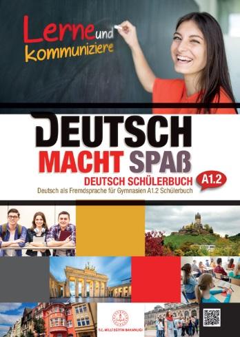 12.Sınıf Almanca A.1.2 Ders Kitabı (MEB) pdf indir