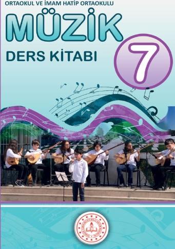 2020-2021 Yılı 7.Sınıf Müzik Ders Kitabı (MEB) pdf indir