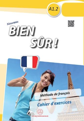 10.Sınıf Fransızca A1.2 Çalışma Kitabı (MEB) pdf indir