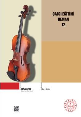 Güzel Sanatlar Lisesi 12.Sınıf Çalgı Eğitimi Keman Ders Kitabı pdf indir