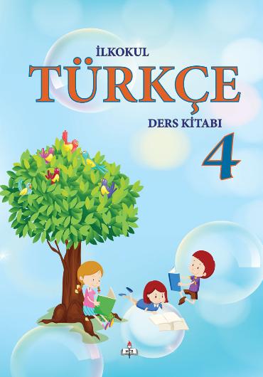 2018-2019 Yılı 4.Sınıf Türkçe MEB Yayınları Ders Kitabı pdf