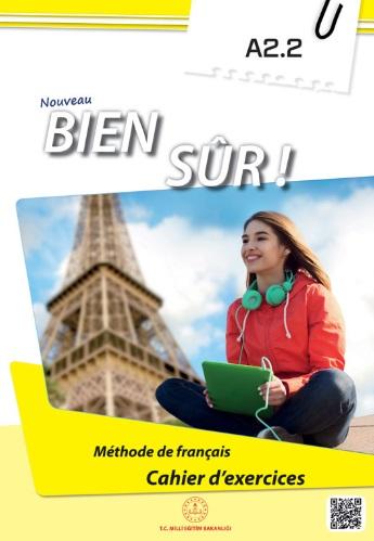 2019-2020 Yılı 9.Sınıf Fransızca A2.2 Çalışma Kitabı (MEB) pdf indir