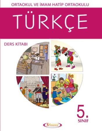 2020-2021 Yılı 5.Sınıf Türkçe Ders Kitabı (Anıttepe) pdf indir