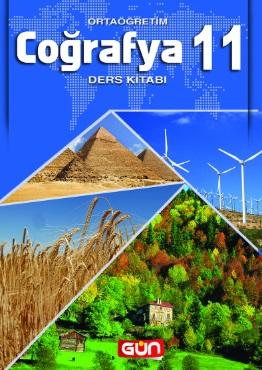 2019-2020 Yılı 11.Sınıf Coğrafya Ders Kitabı (Gün Yayınları) pdf indir