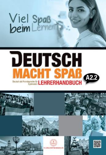 2019-2020 Yılı 11.Sınıf Almanca A.2.2 Öğretmen Kitabı (MEB) pdf indir