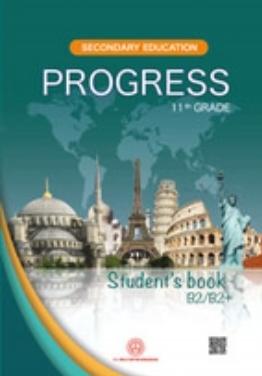 11.Sınıf Hazırlık İngilizce Ders Kitabı - Progress (MEB) pdf indir