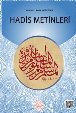 Anadolu İmam Hatip Lisesi 12.Sınıf Hadis Metinleri Ders Kitabı (MEB) pdf indir