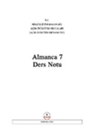 Açık Öğretim Ortaokulu Almanca 7 Ders Kitabı pdf indir