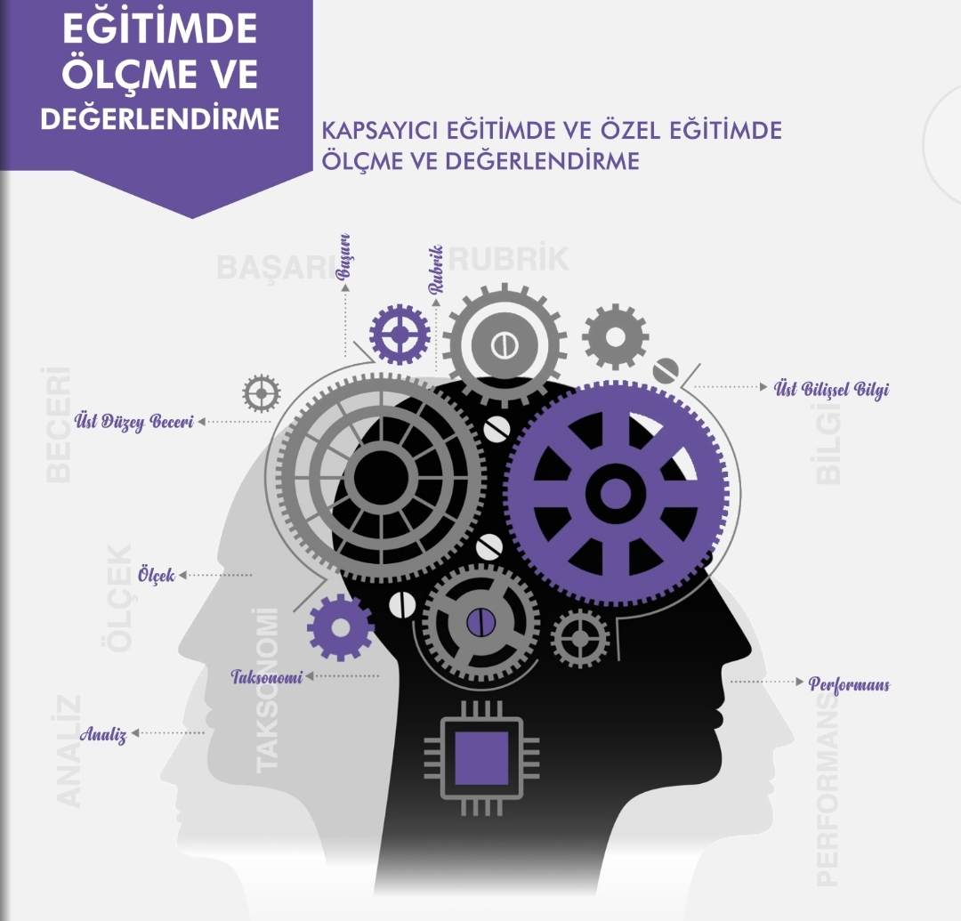 Kapsayıcı Eğitimde ve Özel Eğitimde Ölçme ve Değerlendirme pdf