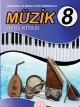2020-2021 Yılı 8.Sınıf Müzik Ders Kitabı (MEB) pdf indir