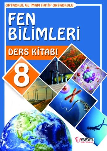 2020-2021 Yılı 8.Sınıf Fen Bilimleri Ders Kitabı (SDR Dikey) pdf indir