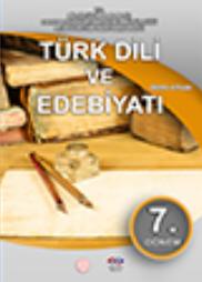 Açık Öğretim Lisesi Türk Dili ve Edebiyatı 7 Ders Kitabı pdf indir