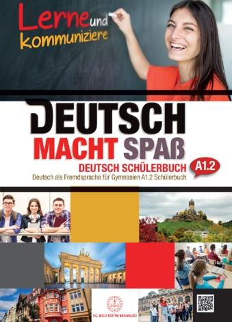 2019-2020 Yılı 9.Sınıf Almanca A.1.2 Ders Kitabı (MEB) pdf indir