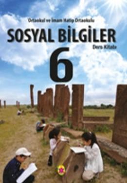 2020-2021 Yılı 6.Sınıf Sosyal Bilgiler Ders Kitabı (Anadol) pdf indir