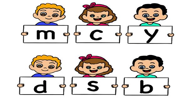 1.Sınıf Türkçe Alfabemiz Etkinlikleri