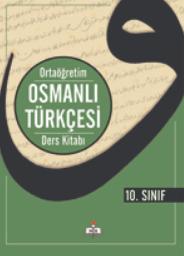 Açık Öğretim Lisesi Osmanlı Türkçesi 1 Ders Kitabı pdf indir