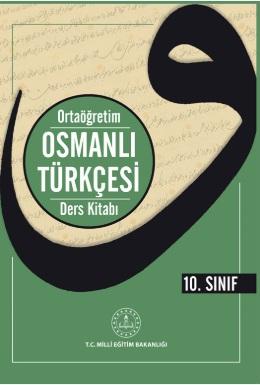 10.Sınıf Osmanlı Türkçesi Ders Kitabı (MEB) pdf indir