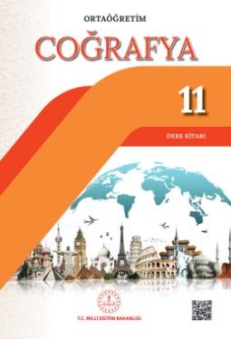 2019-2020 Yılı 11.Sınıf Coğrafya Ders Kitabı (MEB) pdf indir